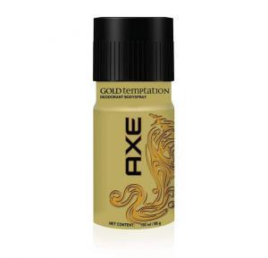 Axe Body Spray -  Gold Temptation (150ml)