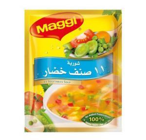 Maggi 11 Vegetables Soup -53gms