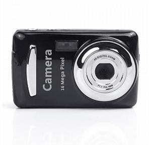 Bison 16 Megapixel Camera Digital Video  With  CMOS Sensor & 2.4 Inch LCD Display, VC5015