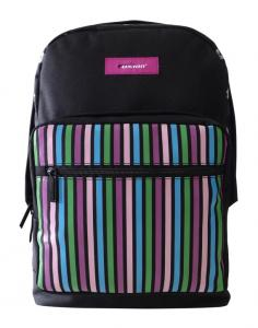 Fusion United Stripetastic Backpack 1 pocket 17 Bp - UFST103