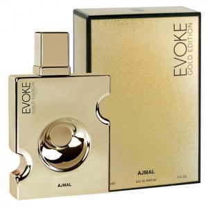 Ajmal Perfume Evoke gold edition Men,6293708011261, 90 ml