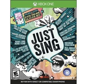 Ubisoft Just Sing For Xbox One