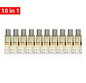 Ruky Brown Eau De Perfume, 10 Piece Pack
