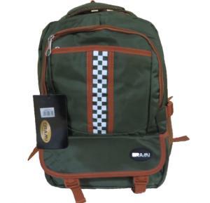 Orami Zippack Bag Gray, OMBP907