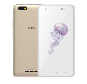 Lava Iris 65 Daul SIM - 8GB, 1GB RAM, 4G LTE, Gold