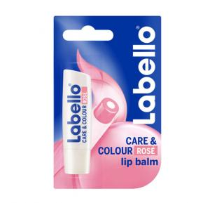 Labello Care&Colour Rose-4.8g 85277 ,BBD0277