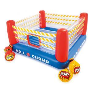 Intex-Jump-o-lene boxing ring bouncer, ages 5-7,48250