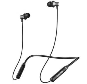 Lenovo HE05 Hanging Wireless Bluetooth Headphones (BT5.0) With Noise Canceling, Assorted