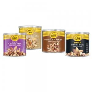 Best Food 4 in 1 MIXNUTS CAN 900GM