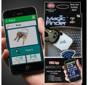 Magic Finder Fast & Easy Way to Find Anything Using Smart Device