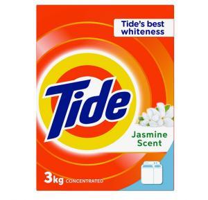 Tide Laundry Powder Detergent Jasmine Scent 3 kg,13306