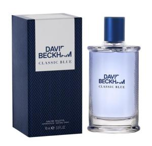 David Beckham Classic Blue Edt 90 ml, 12326