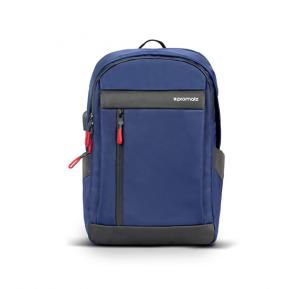 Promate Laptop Backpack, Multi-Purpose 13 Inches Laptop Travel Backpack, Metro-BP Blue