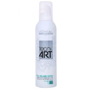 Loreal Tecni Art Full Volume Extra Strong Hold Mousse 250ML