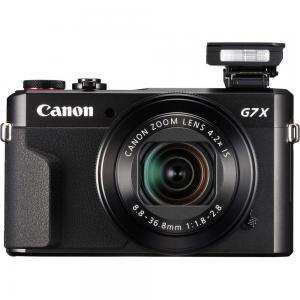 Canon PowerShot G7X Mark II Digital Camera, Black