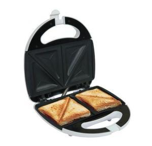Black & Decker 2 slice Multiplate Sandwich + Grill + Waffle maker, TS2090-B5