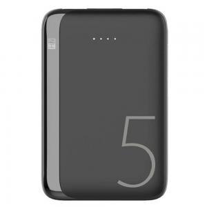 Heatz Pocket Powerbank 5000 mAh Black, ZP22