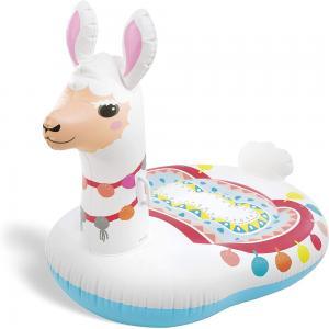 Intex Inflatable Cute Llama Ride On, 57564