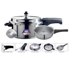 Sanford SF3271PCCIB-3.0L Pressure Cooker With Induction Base