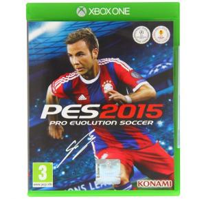 Konami PES 2015 For Xbox One