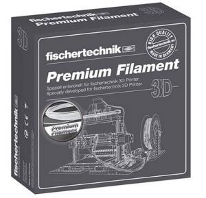 FischerTechnik Filament 500g White, 539139