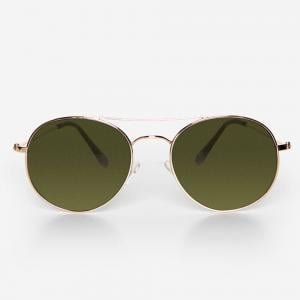 Sprinfield Sunglass  Yellow With Light Blacak Lens