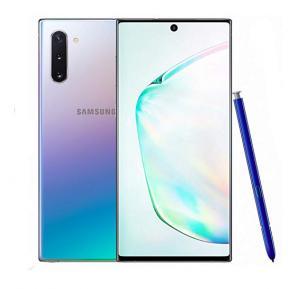 Samsung Galaxy Note10 Plus Dual SIM Aura Glow 512GB 12GB RAM 4G LTE