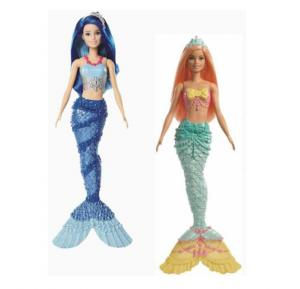 Barbie Fairytale - Dreamtopia Mermaid Doll Asst Fxt08