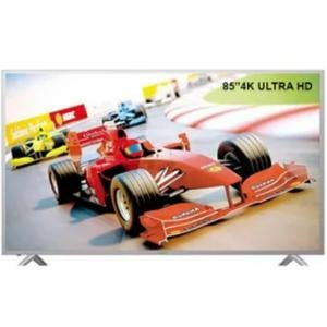 Nikai 85 Inch Ultra HD, Smart LED TV With Metal Frame- UHD85SLED1 Metal