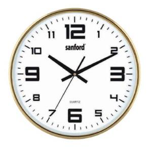 Sanford Analog Wall Clock - SF1456WC