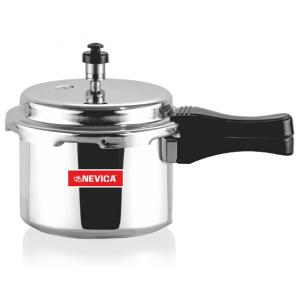 Nevica Aluminium Pressure Cooker Outer Lid 3 Ltrs