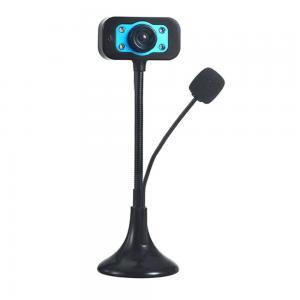 BGT-018 Full HD Desktop Web Camera, HD 1920x1080, Sharp LED Lights, Hi Quality Mic, USB Cable