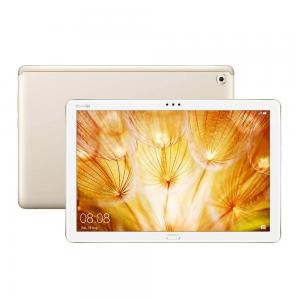 Huawei M5 Lite 10.1 inch Tablet, 3GB RAM, 32GB SSD, Wi-Fi+Cellular, Android - Champagne Gold