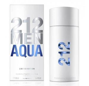 Carolina Herrera New York 212 Men Aqua Limited Edition EDT - 100 Ml