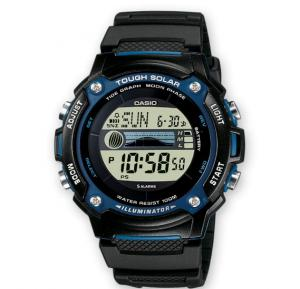 Casio W-S210H-1AVDF  Digital Black Dial Watch For Men