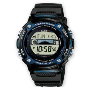 Casio W-S210H-1AVDF  Digital Black Dial Watch For Men