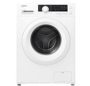 Hitachi 7 KG Front Load Washing Machine, White / BD70CE3CGXWH