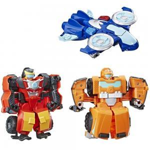 Transformers Rescue Academy Team Pack, E5099