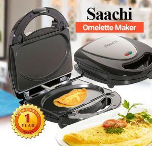 Saachi Omelette Maker Black - NL-OM-1536