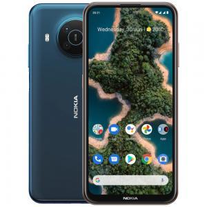 Nokia X20 Dual SIM Nordic Blue 8GB RAM 128GB Storage 5G