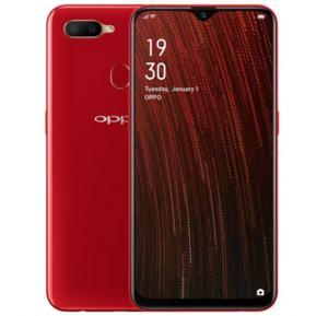 Oppo A5S Dual SIM 32GB 3GB RAM 4G LTE  Red