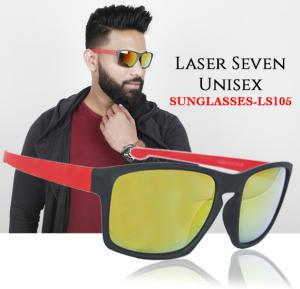 Laser Seven Unisex Sunglasses-LS105