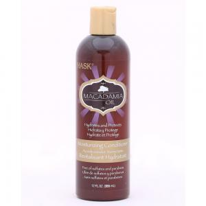 Hask Macadamia Oil Moisturizing Conditioner 355ml, HAS0043258