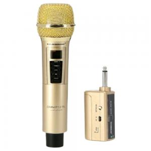 Olsenmark Ommp1275 Profesnal Dyanmic Wireles Microphone