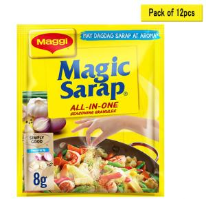 Maggi Magic Sarap All In One Seasoning Granules pack of 12
