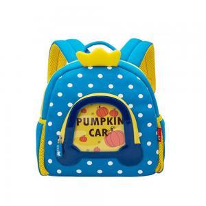 Nohoo NH_NH032_PCBL WoW Backpack  Pumpkin Carriage Blue