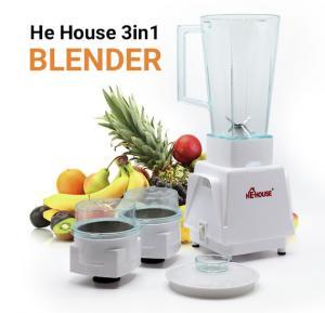 He House 3 in 1 Blender, HE242