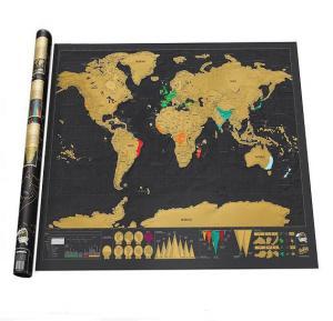 Generic Roll Scratch Map