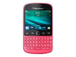 BlackBerry 9720 (512 MB, Wi-Fi, Single Sim) Pink English Stock