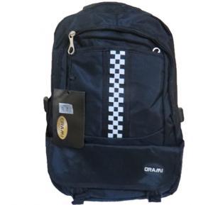 Orami Zippack Bag Black, OMBP907